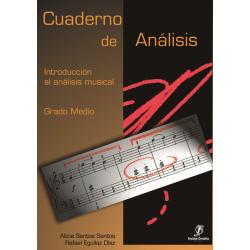 Cuaderno de Análisis. Introducción al Análisis Musical....