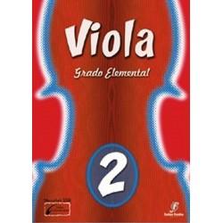Viola 2. Enseñanzas Elementales