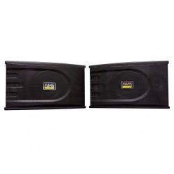 Set con 2 cajas acústicas de 2 vias AMS 150DISCO 120W