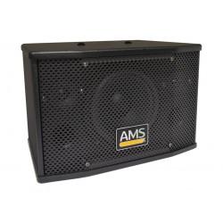 Set con 2 cajas acústicas de 2 vías AMS 80DISCO 35W