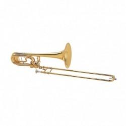 Trombón bajo Courtois Legend gama Professional AC550BH...