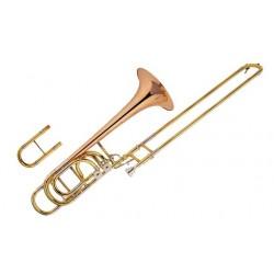 Trombón bajo Fides Primera FTB-4050L con dos...