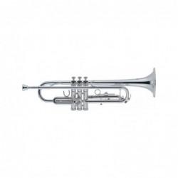 Trompeta J.Michael TR300 Sib Plateada con estuche