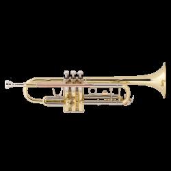 Trompeta Sib Bach TR-500 Lacada
