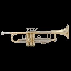 Trompeta Sib Bach Stradivarius ML-180/37 Lacada