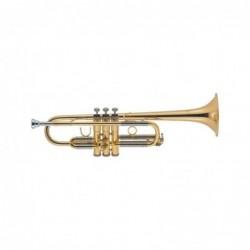 Trompeta en Do J.Michael TRC440 Lacada con estuche