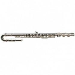 Flauta travesera infantil Amadeus FIA450S platos abiertos...