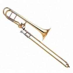 Trombón Bach Stradivarius 42A  con transpositor Hagman...