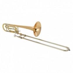 Trombón Bach Stradivarius LT-42BG con transpositor...