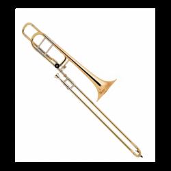 Trombón Bach Stradivarius LT-42BOG con transpositor Open...