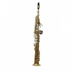Saxo Soprano recto J.Michael Sib SP650 lacado con estuche