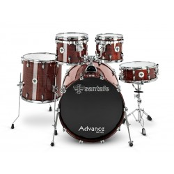 "Bateria SantaFe Drums Set Advance 20""-14""-12""-10""-14""..."