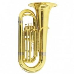 Tuba J.Michael Sib TU2700 4 pistones lacada con estuche
