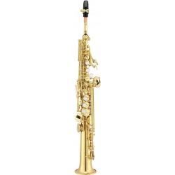 Saxo Soprano Jupiter JSS1000Q Lacado con estuche y...