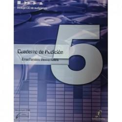 Cuaderno de Audición 5 -...