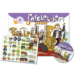 LIBRO FASOLET JUNIOR 2 + CD...