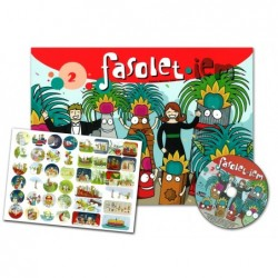 LIBRO FASOLET 2 + CD...