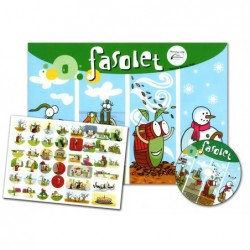 LIBRO FASOLET 0 + CD...