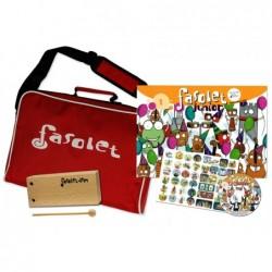 LIBRO FASOLET JUNIOR1 + CD...