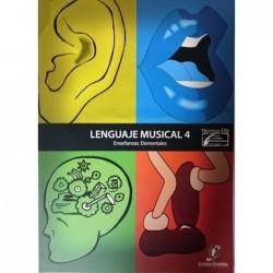 Lenguaje Musical 4. Enseñanzas Elementales