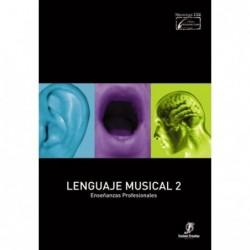 LENGUAJE MUSICAL 2 Enseñanzas Profesionales