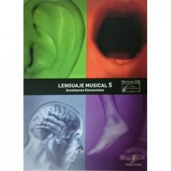 Lenguaje Musical 5. Enseñanzas Elementales