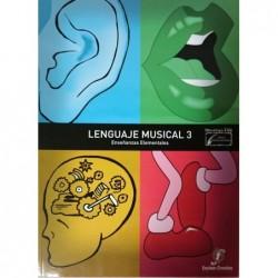 Lenguaje Musical 3. Enseñanzas Elementales