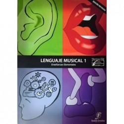 Lenguaje Musical 1. Enseñanzas Elementales