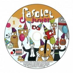 CD FASOLET JUNIOR 1