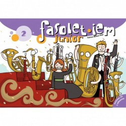 LIBRO FASOLET JUNIOR 2