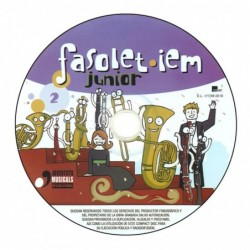 CD FASOLET JUNIOR 2