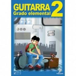 Guitarra 2. Enseñanzas Elementales