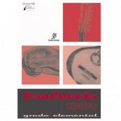 Bandurria 4. Enseñanzas Elementales