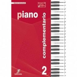 Piano Complementario 2. Enseñanzas Profesionales