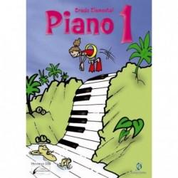 Piano 1. Enseñanzas Elementales