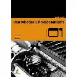 Improvisación y Acompañamiento 1. Enseñanzas Profesionales