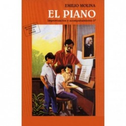 El Piano. Improvisación y Acompañamiento 2. Enseñanzas...