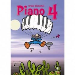 Piano 4. Enseñanzas Elementales