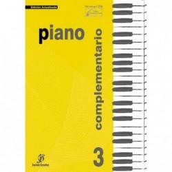 Piano Complementario 3. Enseñanzas Profesionales