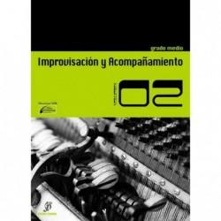 Improvisación y Acompañamiento 2. Enseñanzas Profesionales