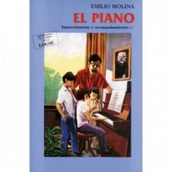El Piano. Improvisación y Acompañamiento 3. Enseñanzas...