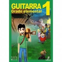 Guitarra 1. Enseñanzas...