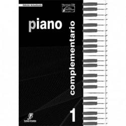 Piano Complementario 1. Enseñanzas Profesionales