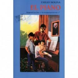 El Piano. Improvisación y Acompañamiento 1. Enseñanzas...