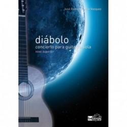 DIABOLO 1. Concierto para guitarra sola. Nivel Superior