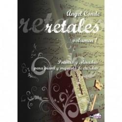 RETALES 1. Poemas y Miradas para Piano y Orquesta de Cuerda