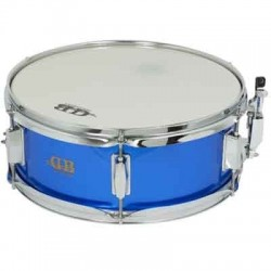 "CAJA 14""X5,5"" 6 DIV.MD DB PERCUSSION DB0106 AZUL"