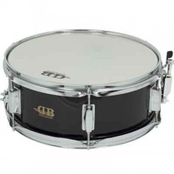 "CAJA 14""X5,5"" 6 DIV. MD DB DB PERCUSSION DB0112 NEGRO"