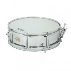 "CAJA BANDA 14""X4"" DB PERCUSSION DB0054 PLATA"