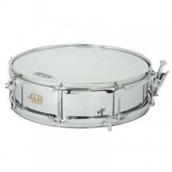 "CAJA BANDA 13""X4"" DB PERCUSSION DB0056 PLATA"